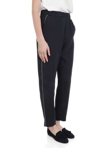 Immagine di Peserico | Trousers Pantalone Con Elastico In Vita