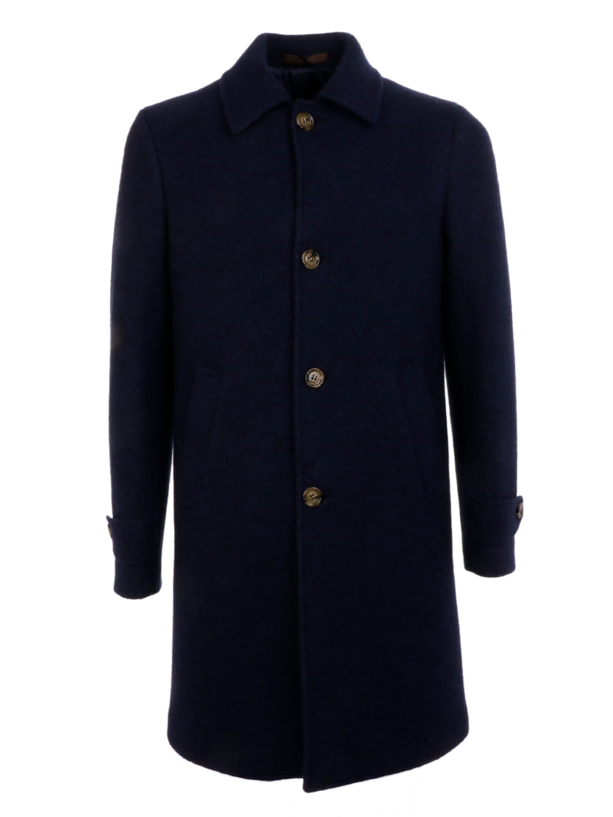 Picture of ELEVENTY | Men's Wool Single Breasted Coat