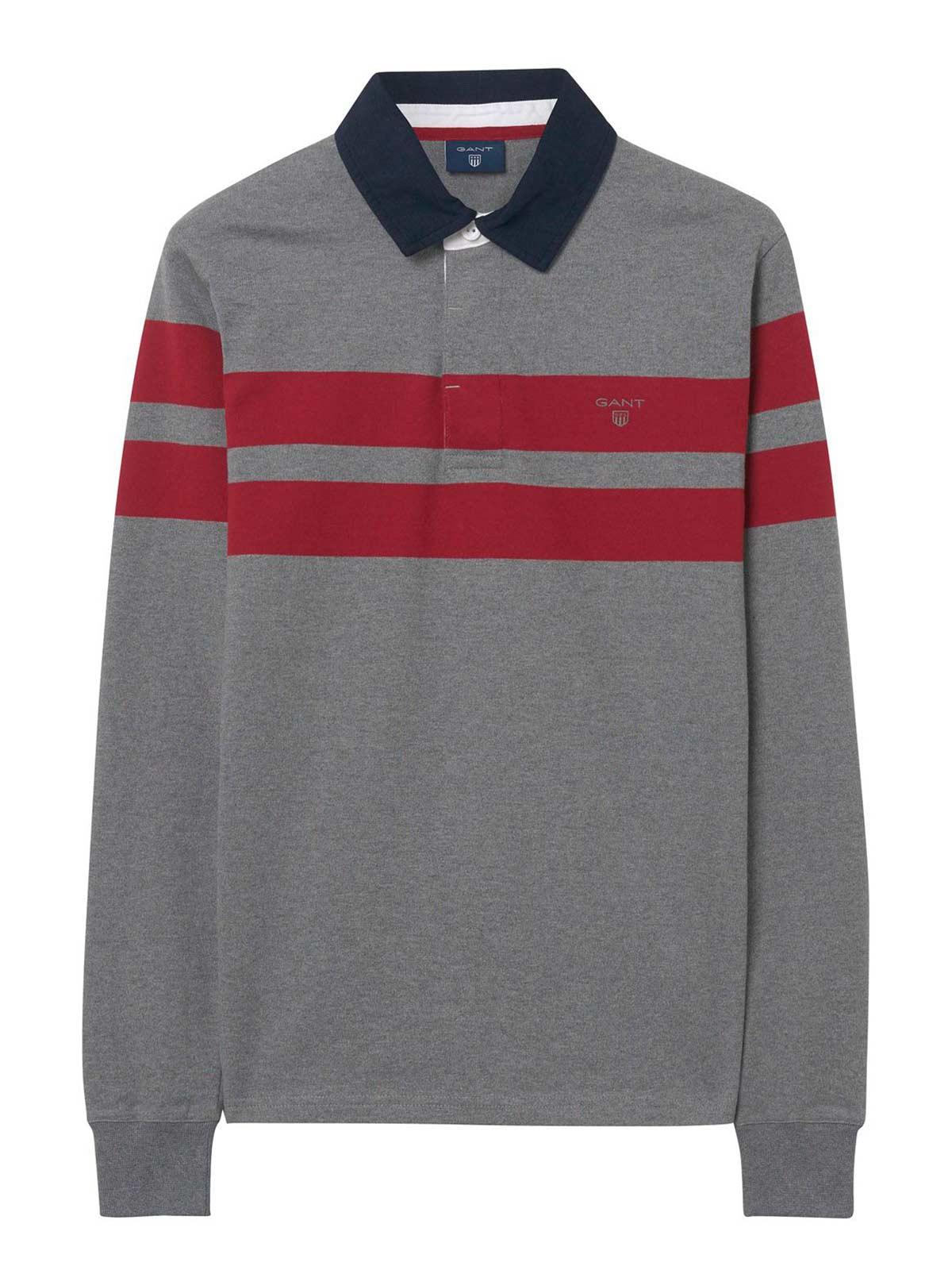 Picture of GANT | Men's Heavy Rugger Polo Shirt