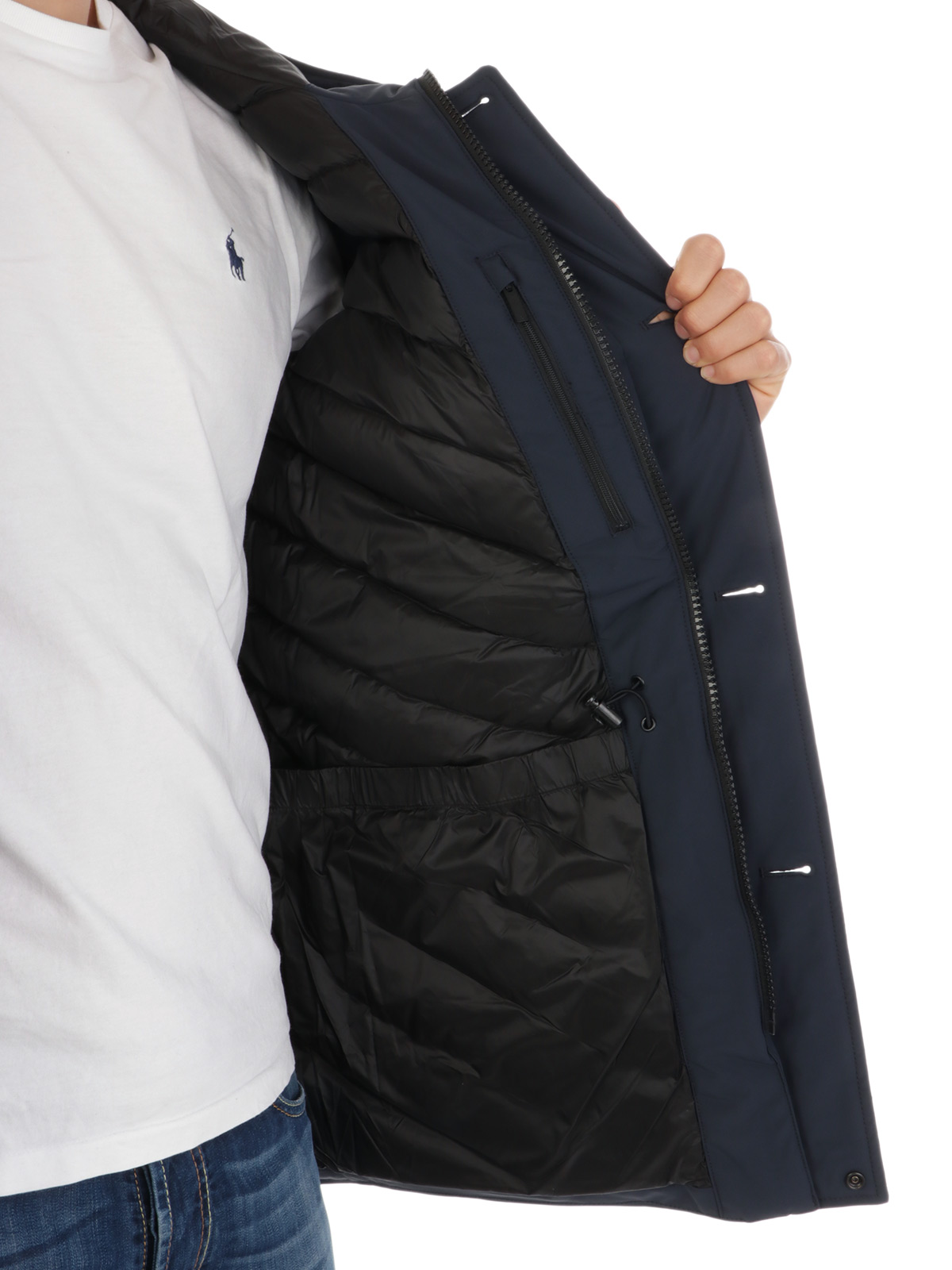 Picture of WOOLRICH | Men's Arctic Stretch Parka Jacket