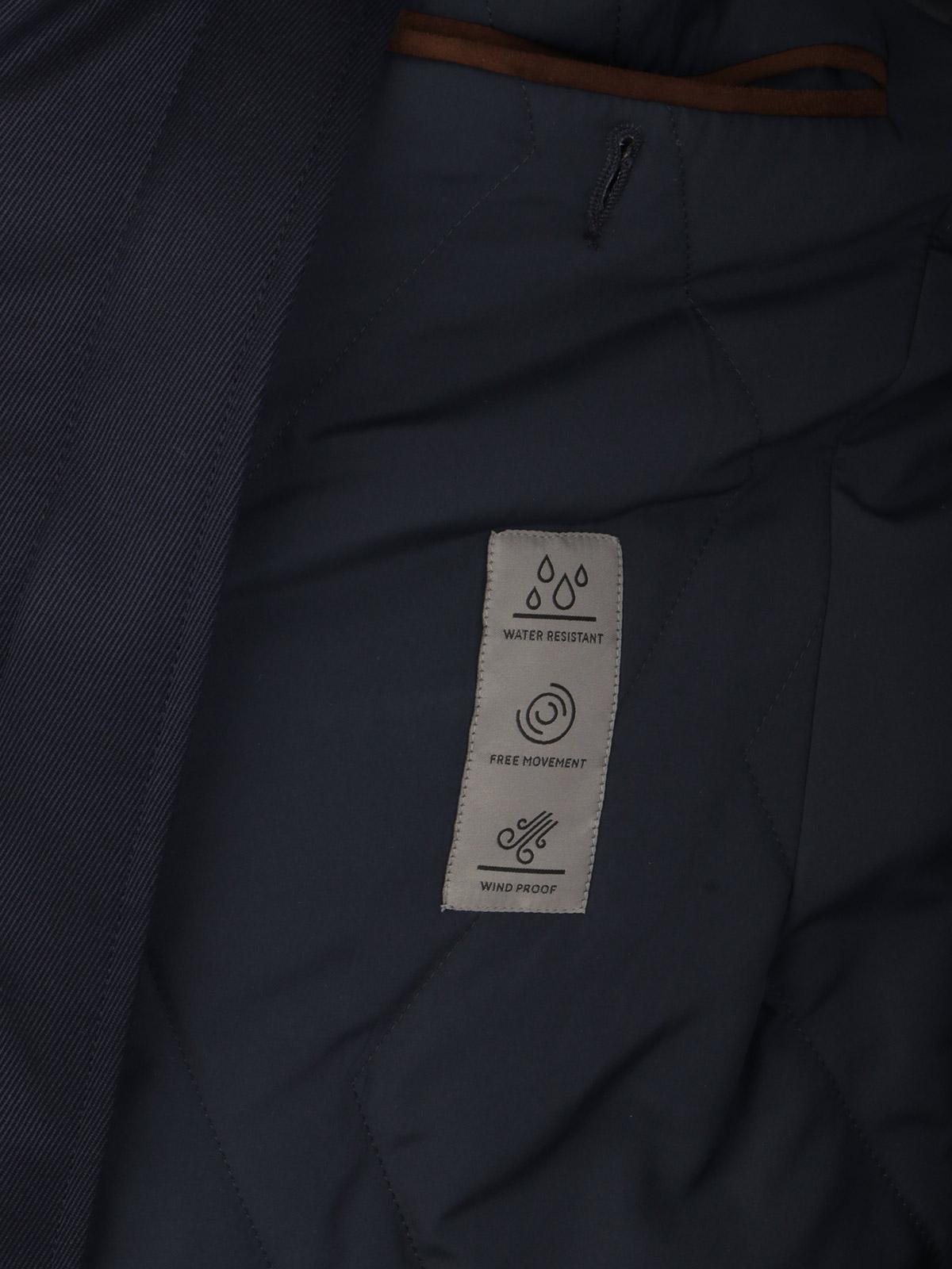 Immagine di CORNELIANI   Cappotto Uomo in Lana Vergine