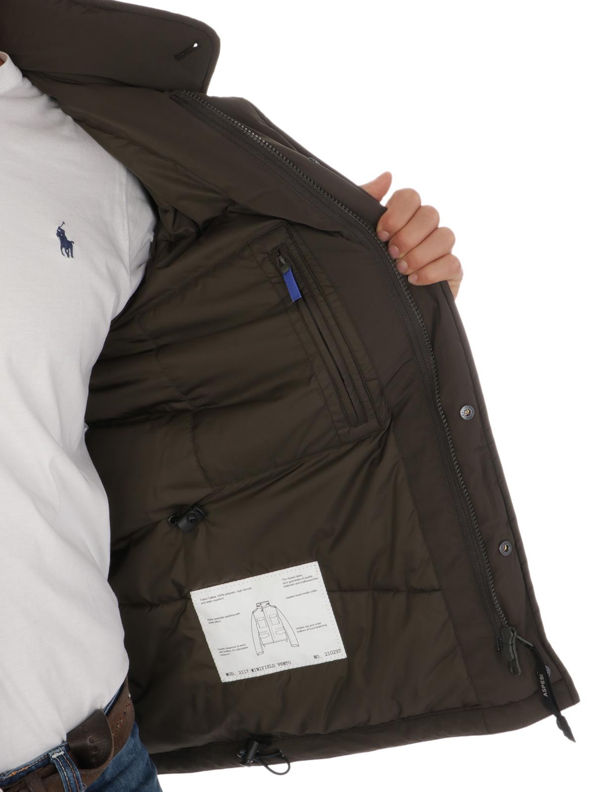 Picture of ASPESI | Men's Minifield Padded Jacket