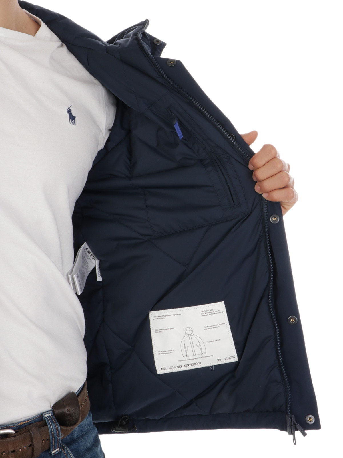 Picture of ASPESI   Men's New Wintermoon Jacket