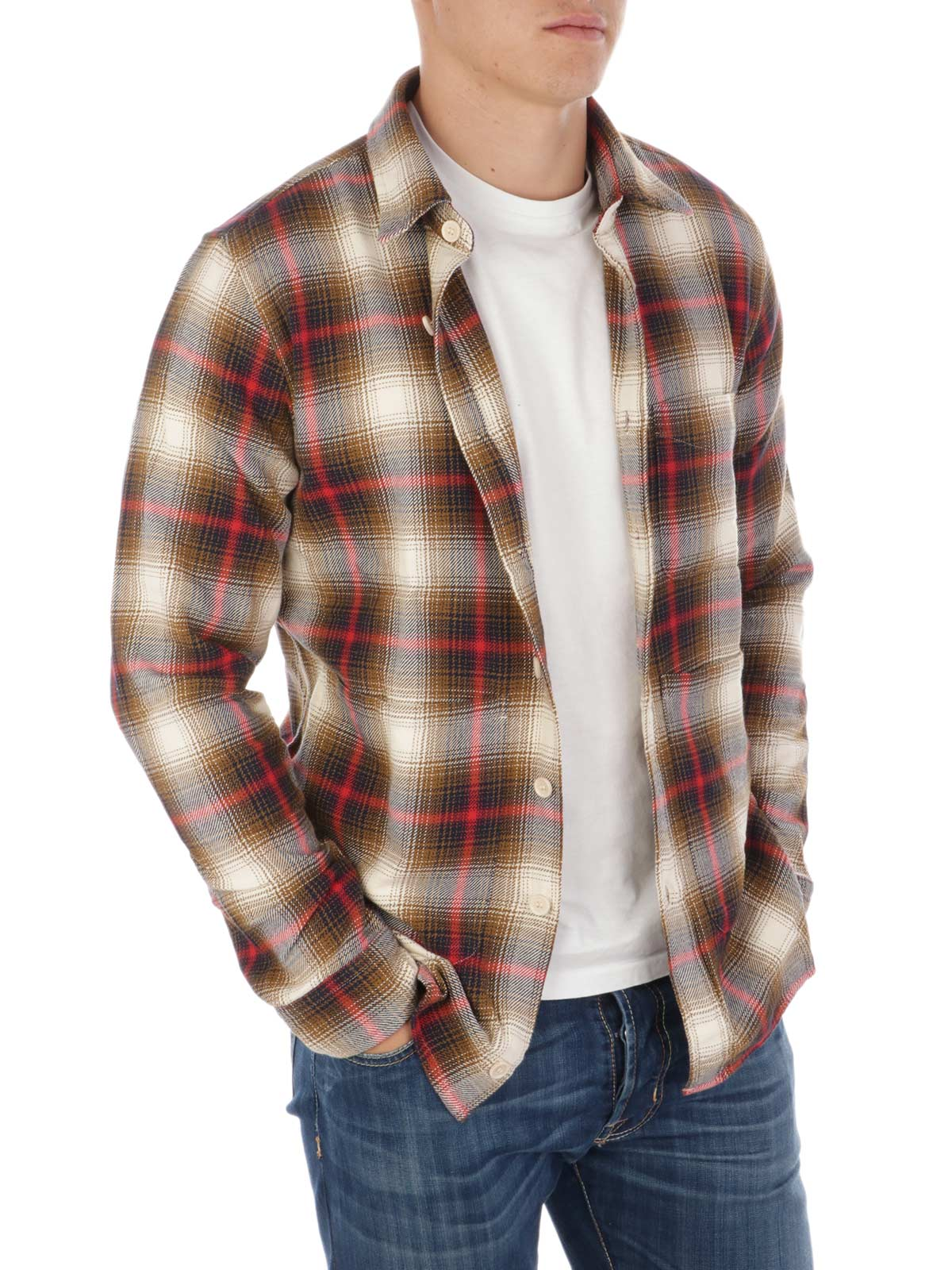 Immagine di ASPESI | Camicia Uomo a Quadri