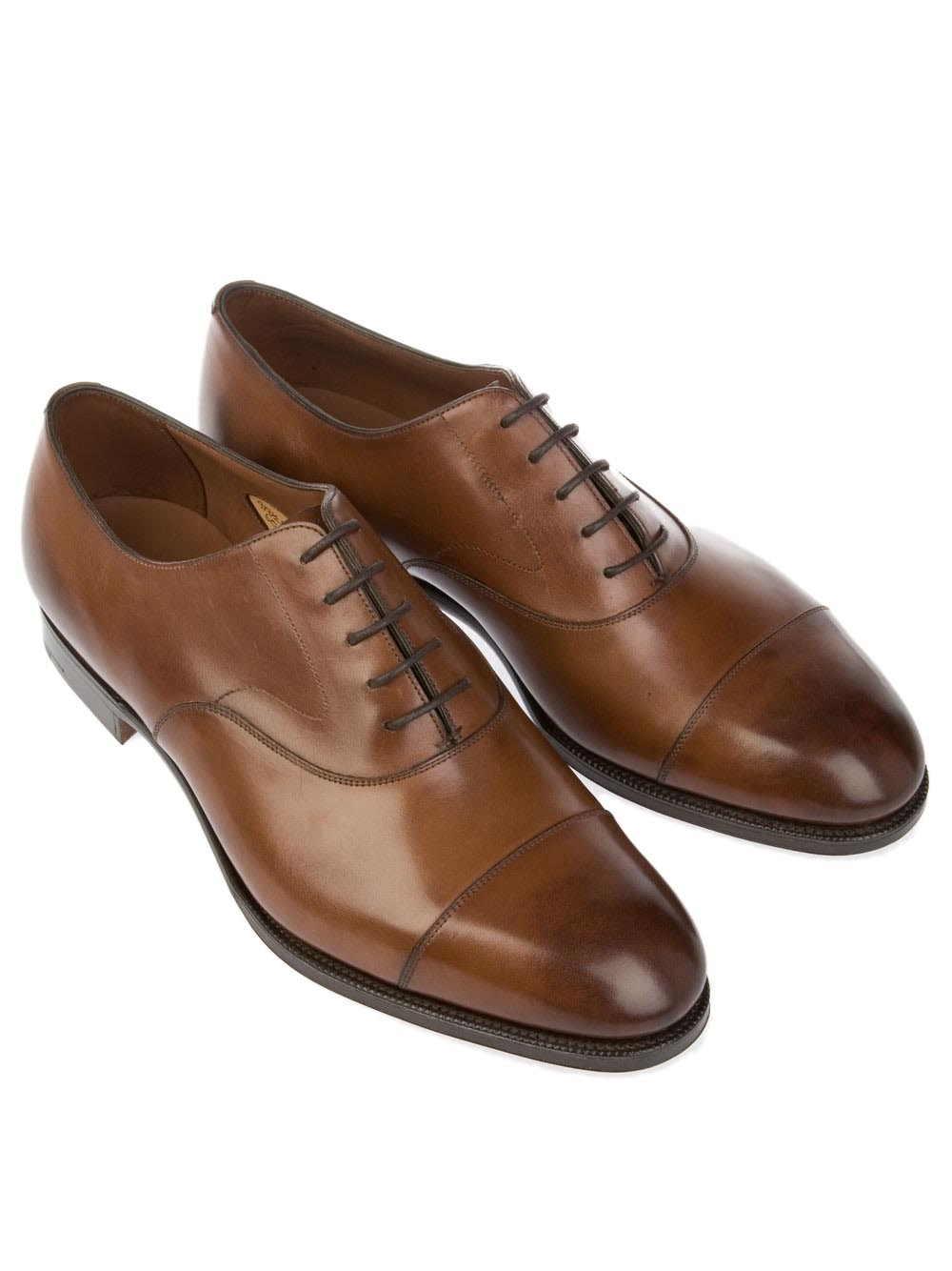 Edward Green Chelsea Shoe Burnt Pine Antique | CHELSEA | Botta & B Online Store
