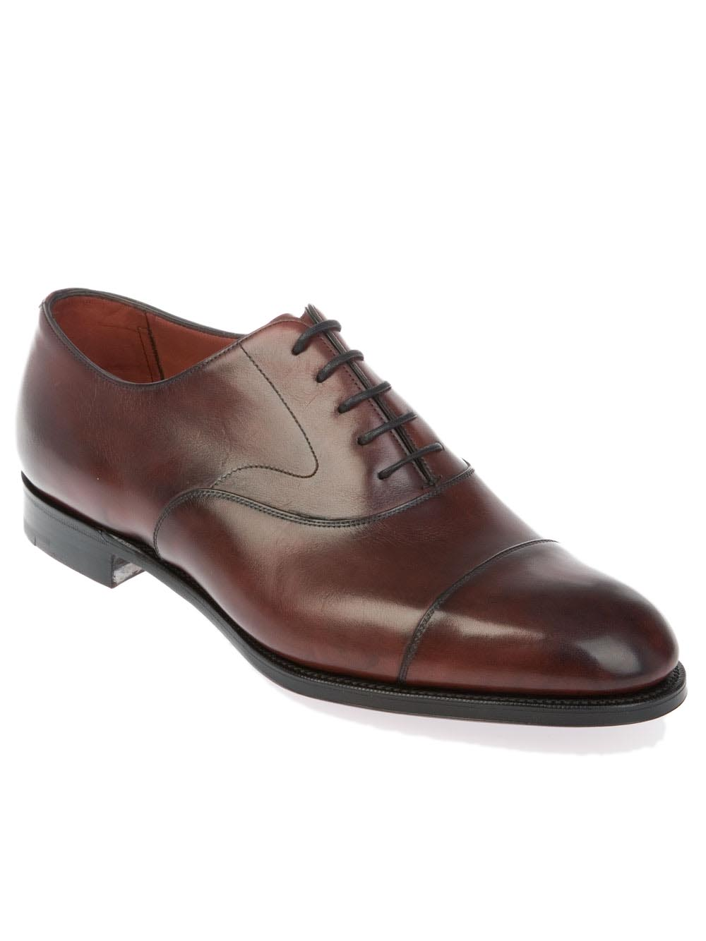 Edward Green Chelsea Shoe Burgundy Antique | CHELSEA | Botta & B Online Store