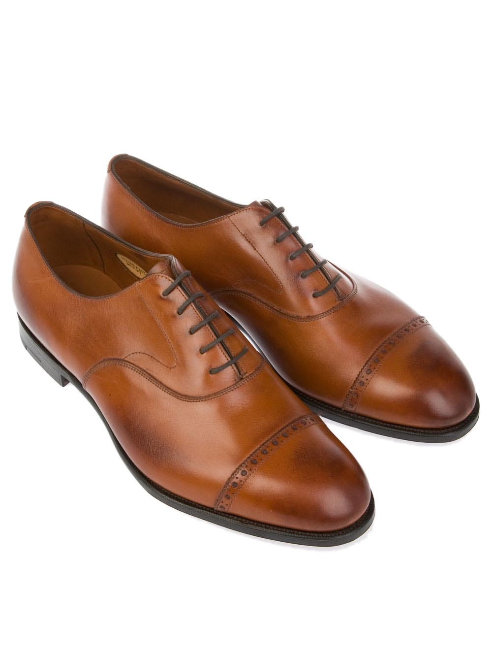 Edward Green Berkeley Shoe Chestnut | BERKELEY | Botta & B Online Store