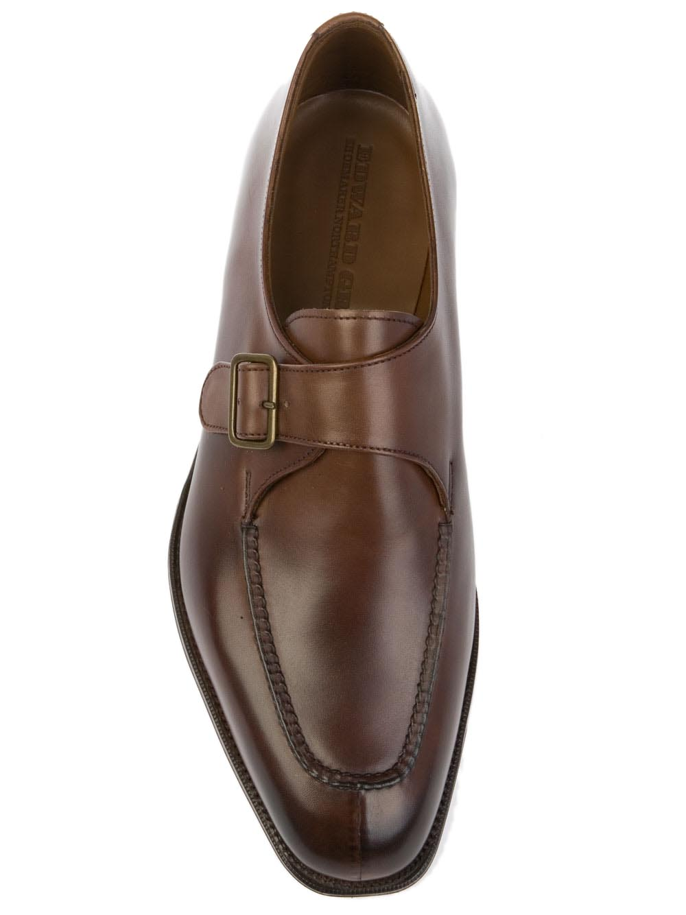 Edward Green Ashby Shoe Dark Oak Antique | ASHBY | Botta & B Online Store