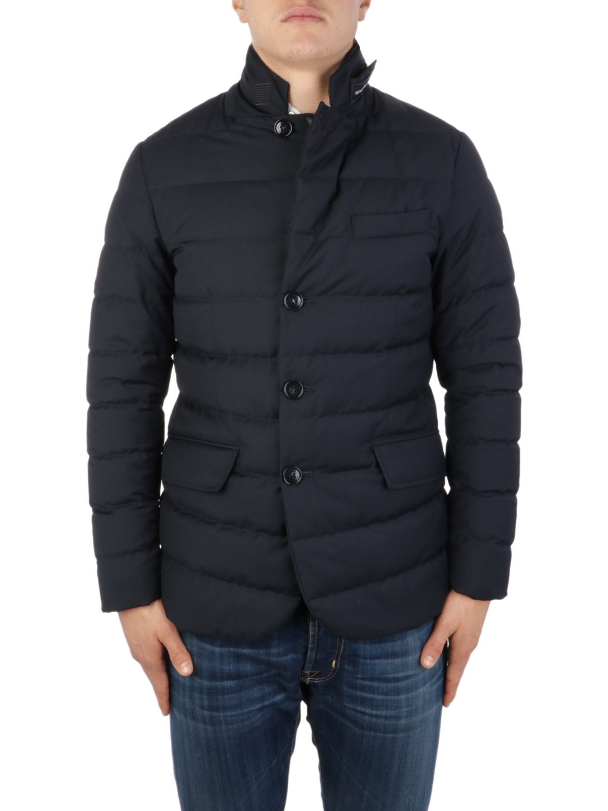 Picture of WOOLRICH   Men's Luxe Blazer Quilted Jacket
