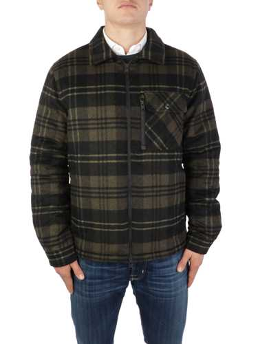 Picture of WOOLRICH | Men's Timber Padded Over Shirt