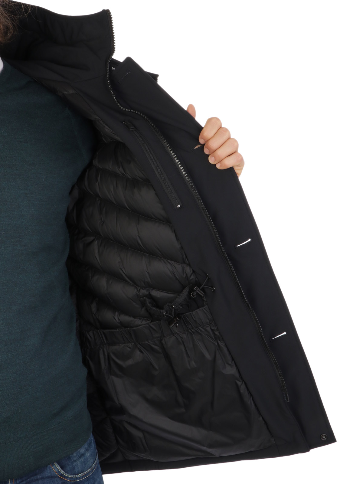 Picture of WOOLRICH | Men's Stretch Arctic Parka