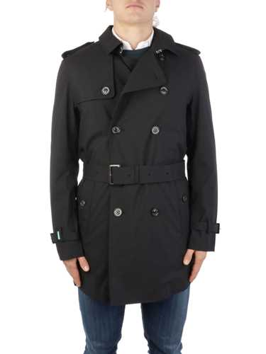 Picture of SAVE THE DUCK   Men's Padded Trench D4343M