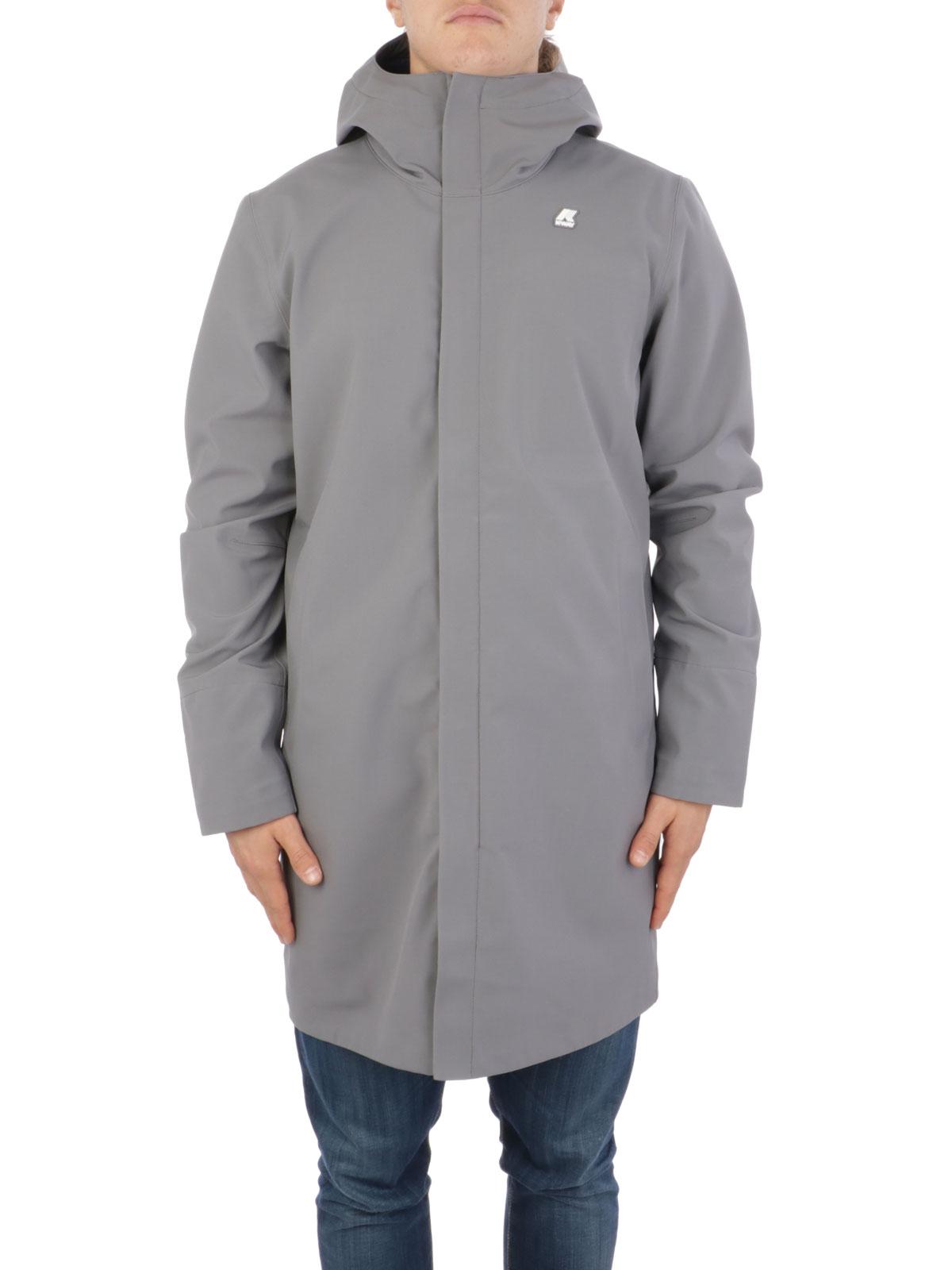 Picture of K-WAY | Men's Thomas Bonded Raincoat