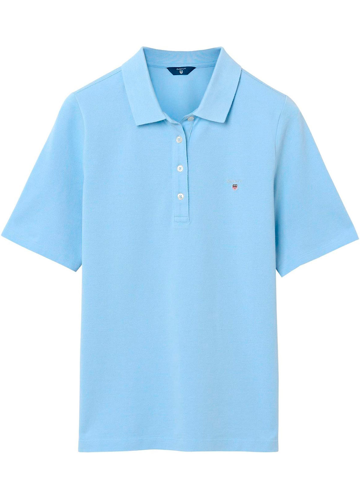 Picture of GANT | Women's Piqué Polo Shirt