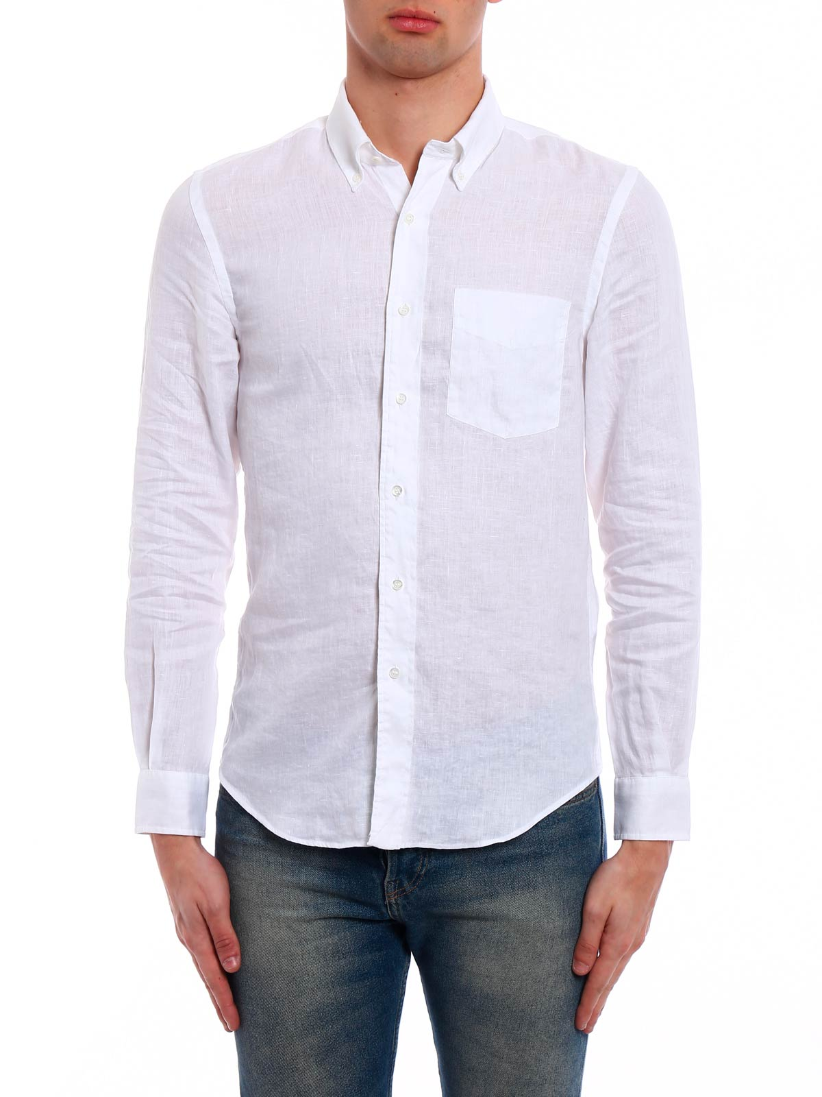 Picture of ASPESI | Men's Linen Shirt