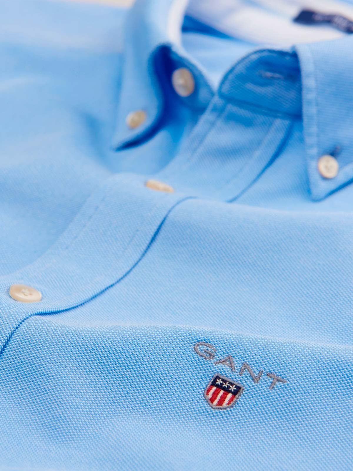 Picture of GANT | Men's Piqué Shirt