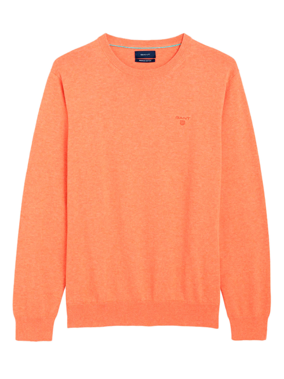 Picture of GANT | JERSEY LIGHT WEIGHT COTTON CREW