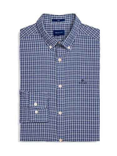 Picture of GANT | Camicie O1. WINDBLOWN OXFORD CHECK SLIM BD