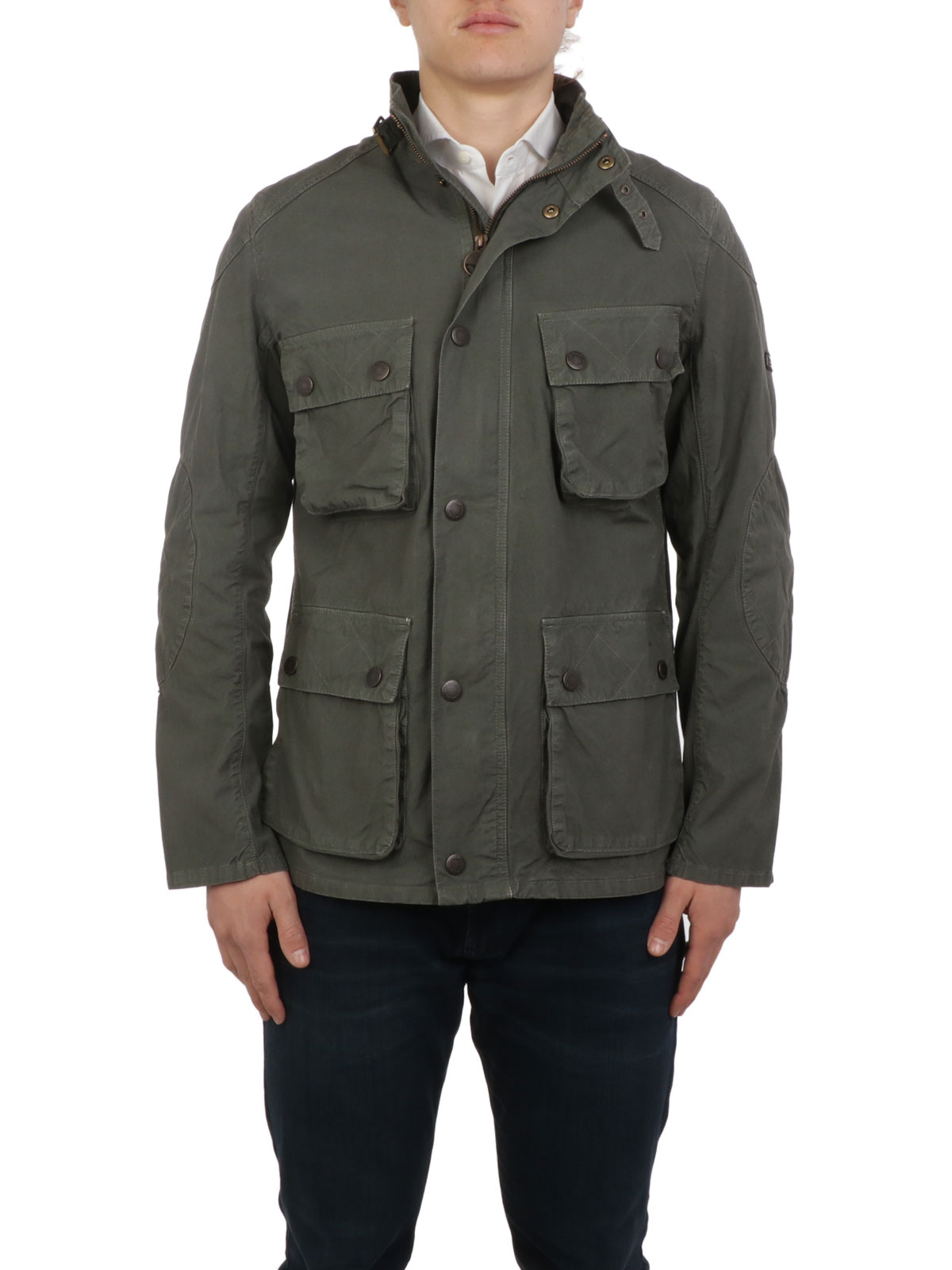 Picture of BARBOUR | Men's Smokey Casual Jacket