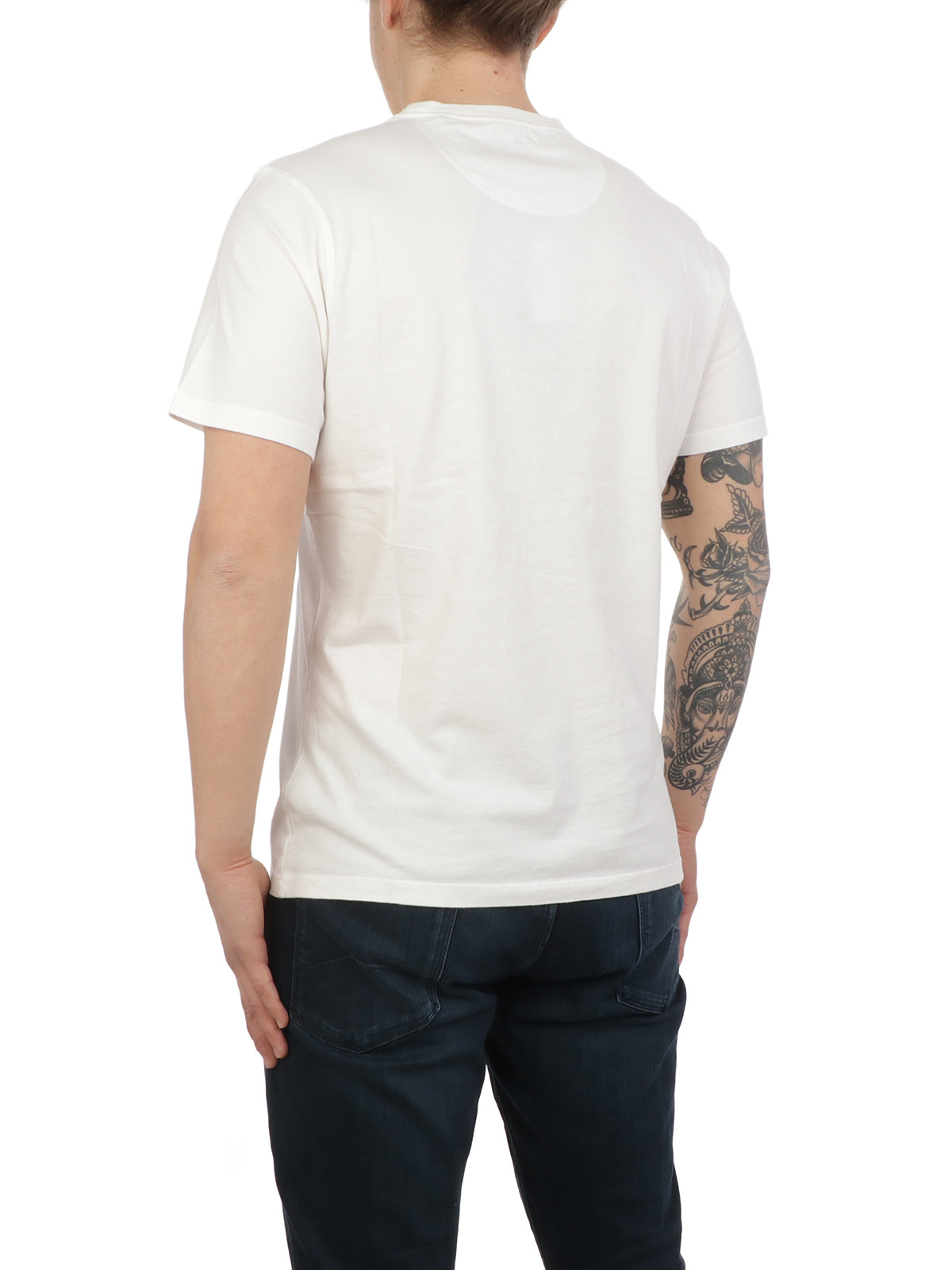Picture of BARBOUR | Men's T-Shirt Triple