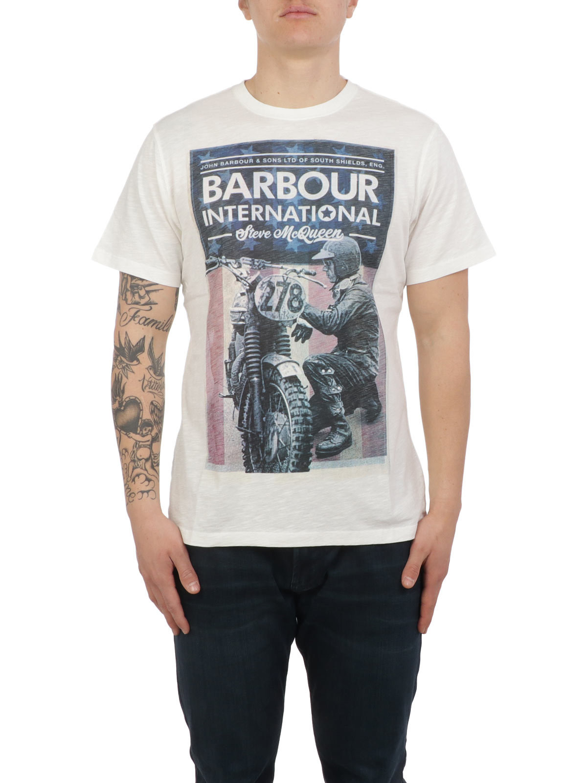 Immagine di BARBOUR | T-Shirt Uomo Fixer