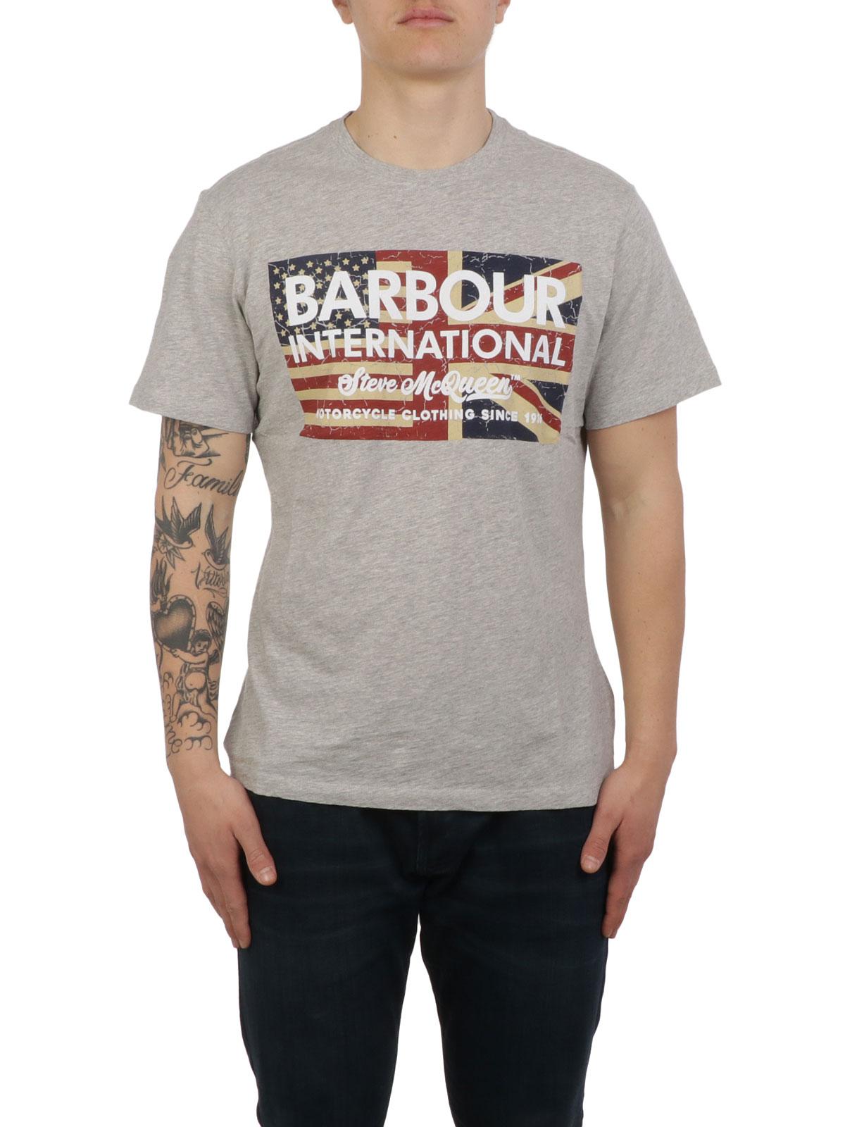Immagine di BARBOUR | T-Shirt Uomo Vintage Flag
