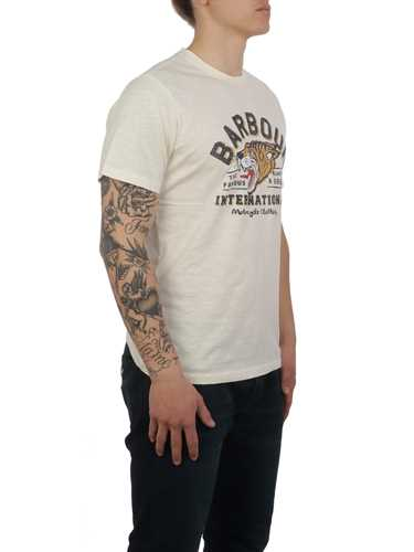Picture of BARBOUR | Men's T-Shirt Device