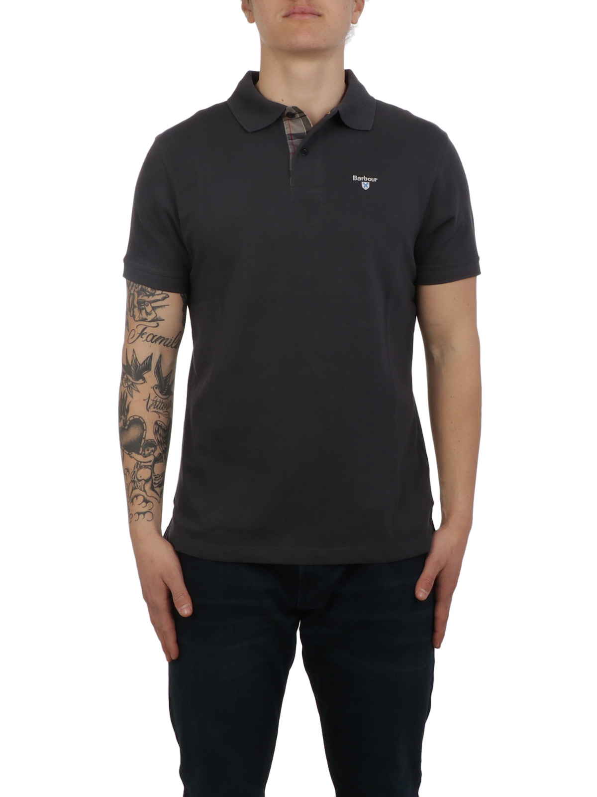 barbour polo