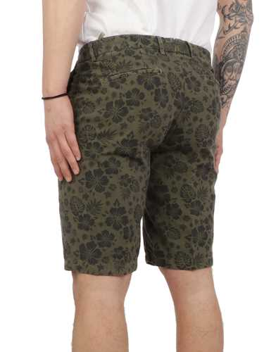 Picture of ALTEA | Men's Floral Linen Shorts
