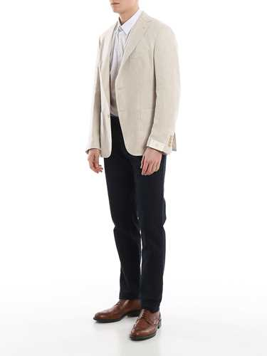 Picture of ELEVENTY | Men's Linen Blazer