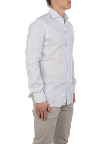 Immagine di BARBA | Camicia Uomo in Lino