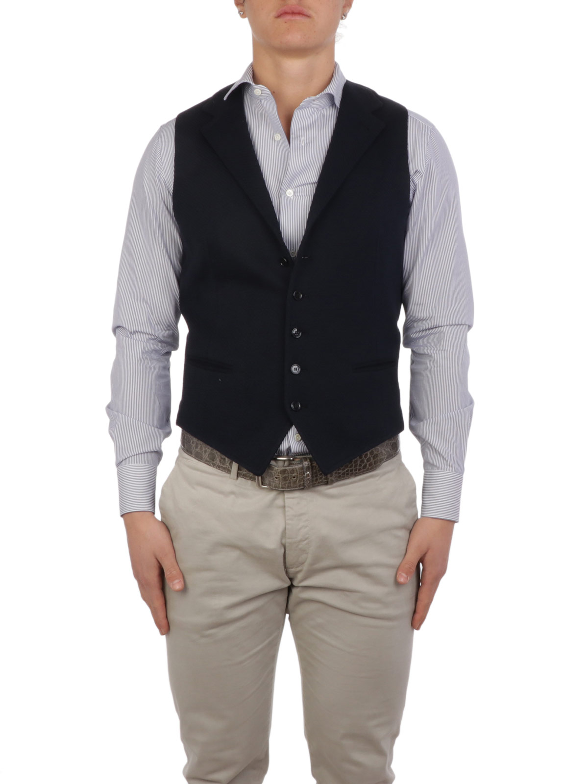 Picture of TAGLIATORE | Men's Cotton Vest