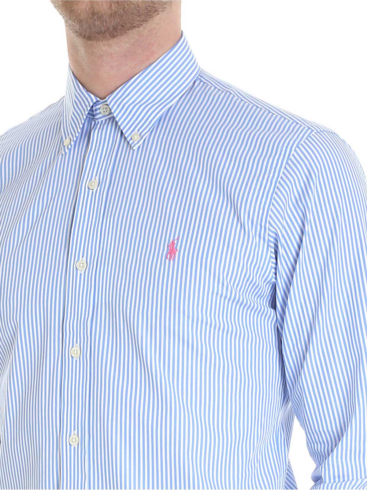 Picture of POLO RALPH LAUREN   Camicie SPORT SHIRT