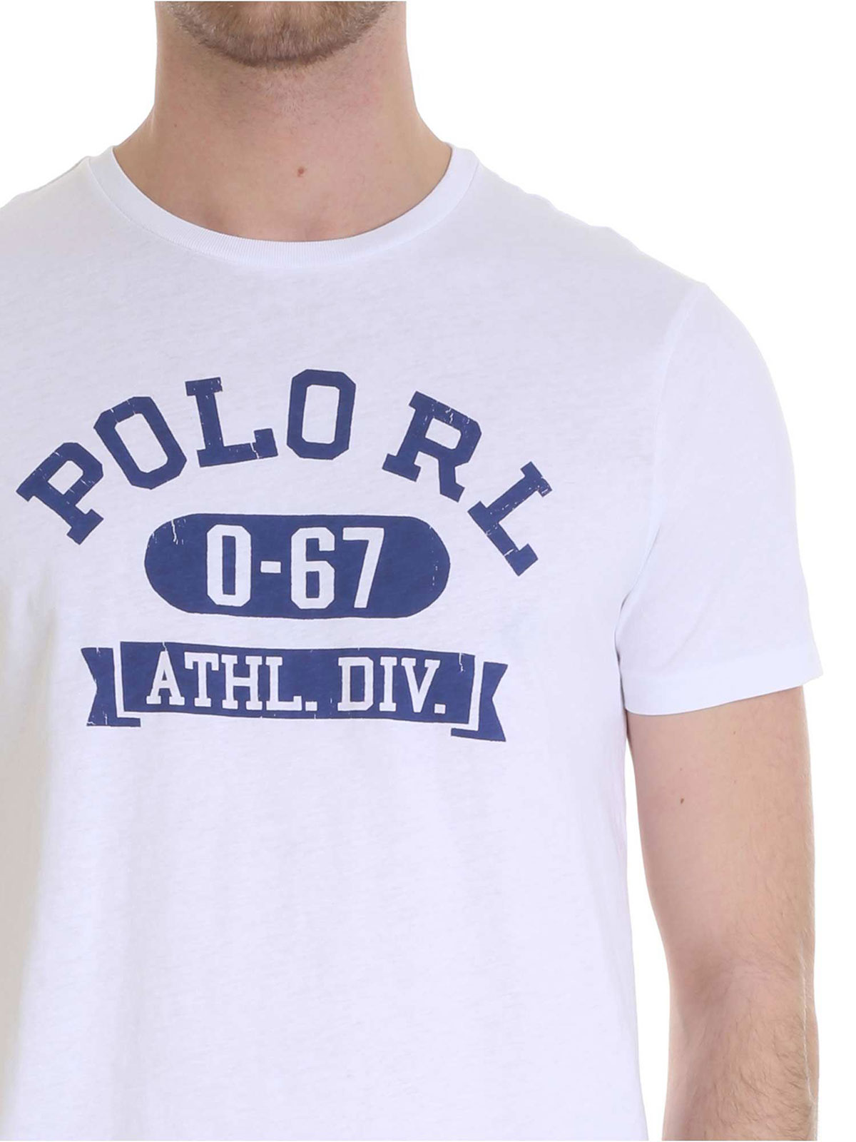 Picture of POLO RALPH LAUREN | Men's Athletic Division T-Shirt