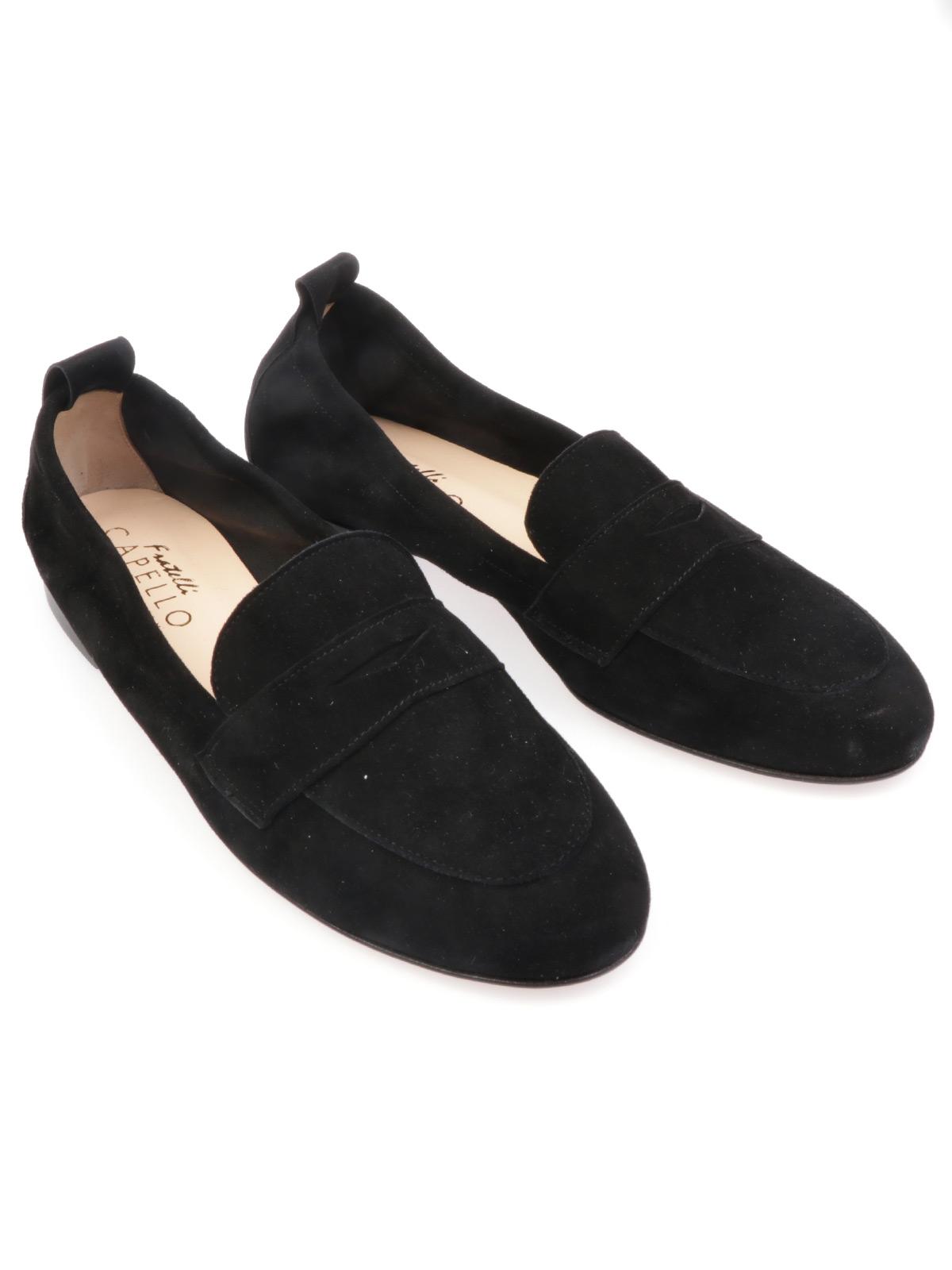 Picture of Capello | Footwear Mocassino Pelle