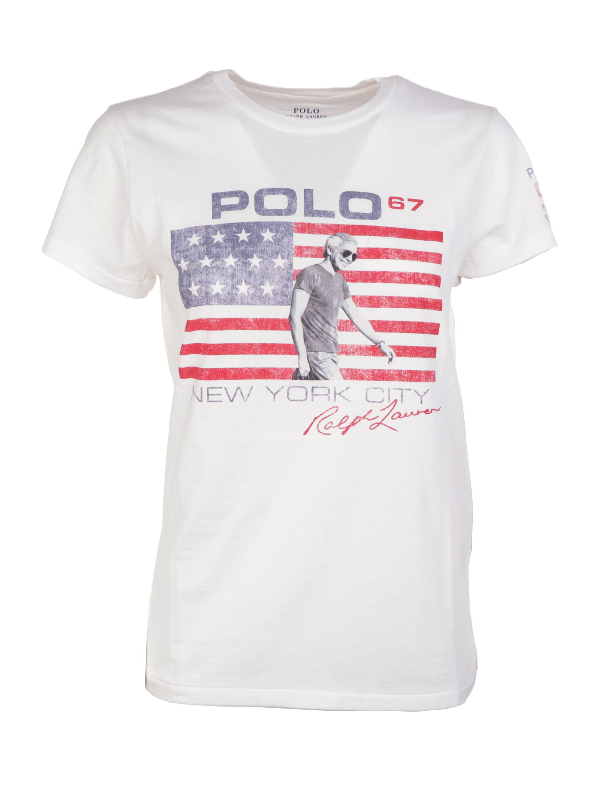 Picture of POLO RALPH LAUREN | Women's Polo 67 T-Shirt