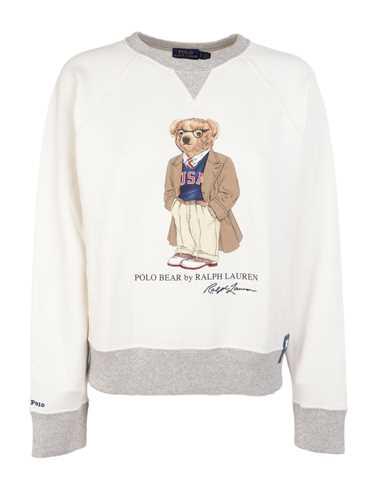 Picture of POLO RALPH LAUREN | Women's Polo Bear Sweatshirt