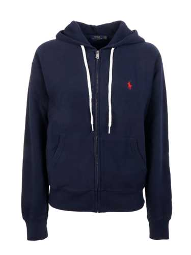 Picture of POLO RALPH LAUREN | Women's Zipped Hoodie