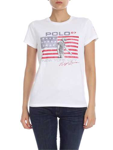 Immagine di POLO RALPH LAUREN | T-Shirt Donna Polo 67