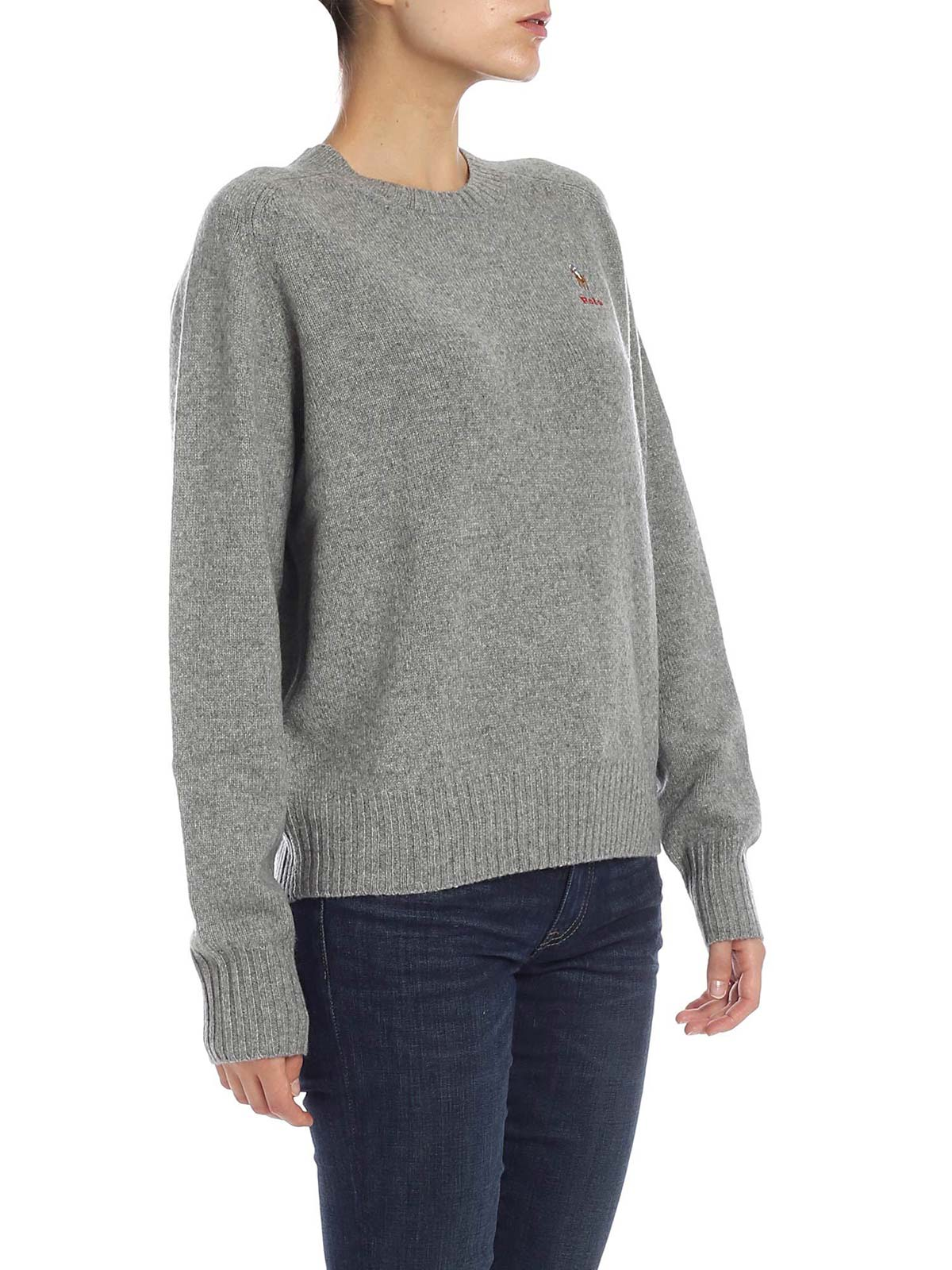 Picture of POLO RALPH LAUREN | Women's Pure Wool Pullover
