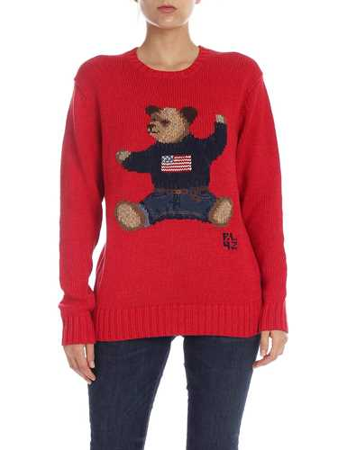 Picture of POLO RALPH LAUREN | Women's Pullover Teddy Bear