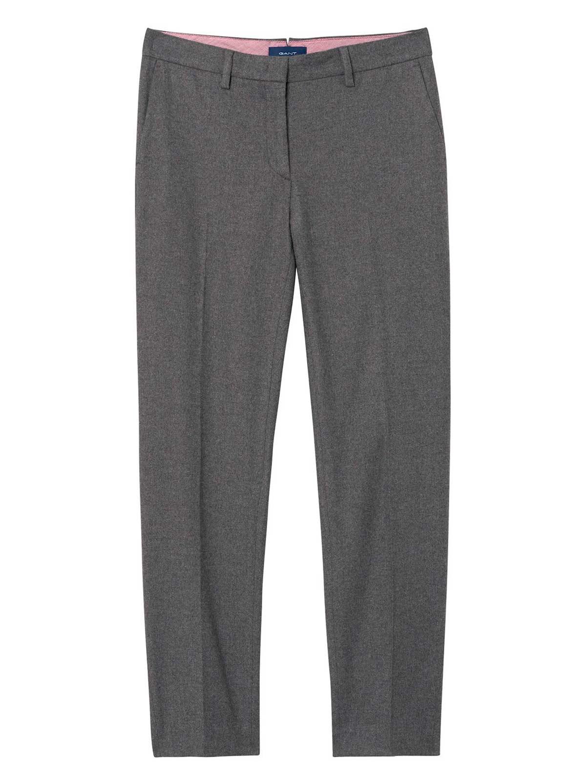 Picture of GANT   Women's Flannel Pants