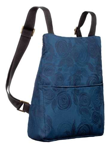 Immagine di MANTICO | BAG MEMO ZAYNO BLUE ROSES
