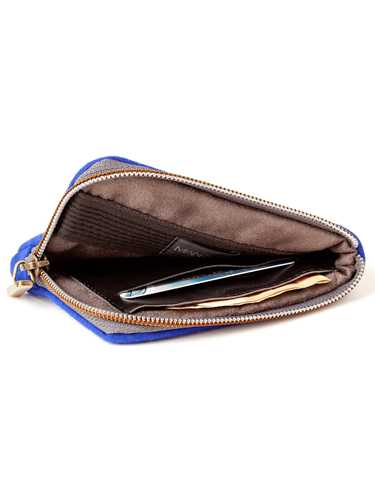 Immagine di MANTICO | BAG WALLET DEEP BLUE