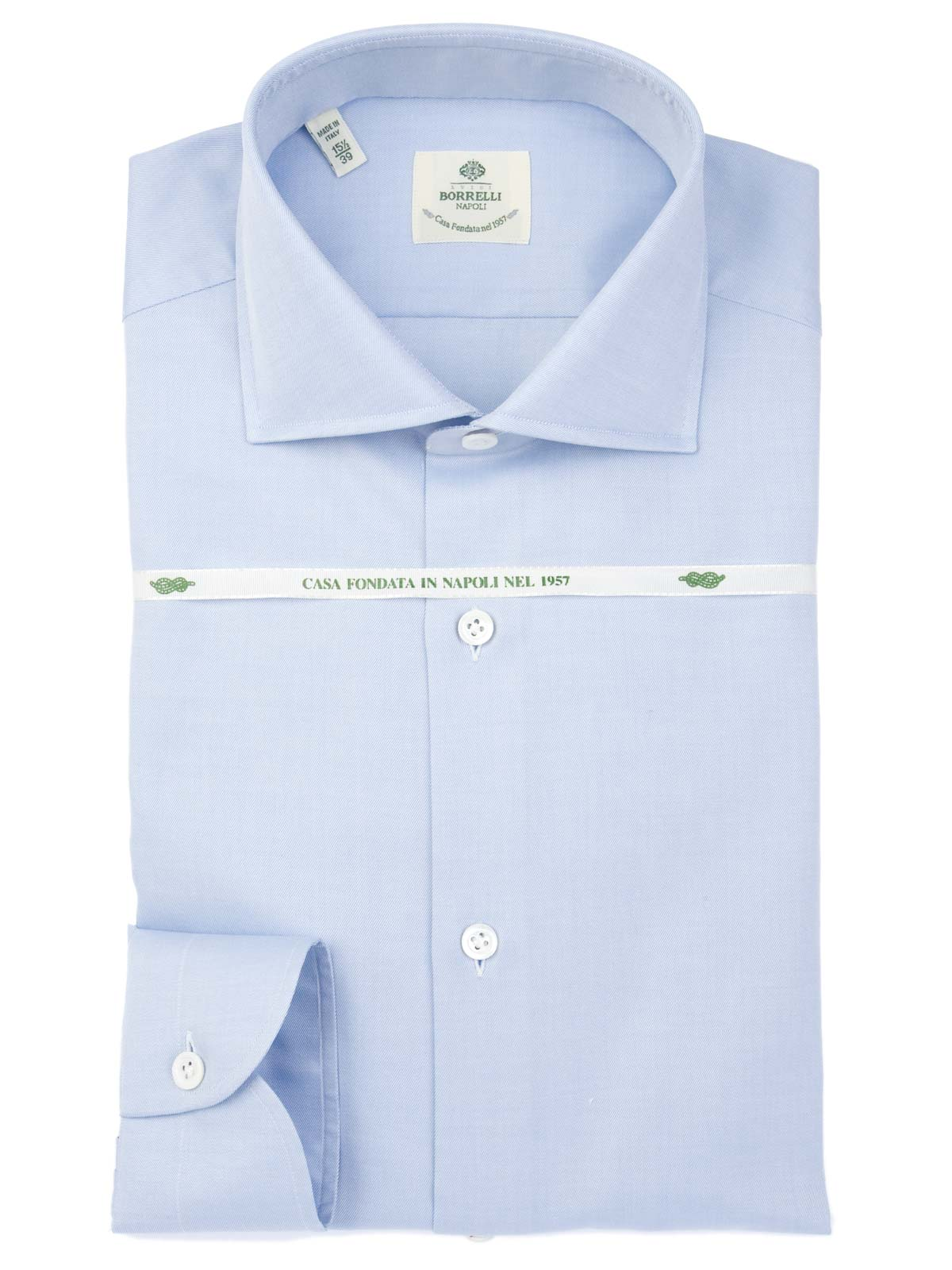 Picture of BORRELLI | Poplin Shirt