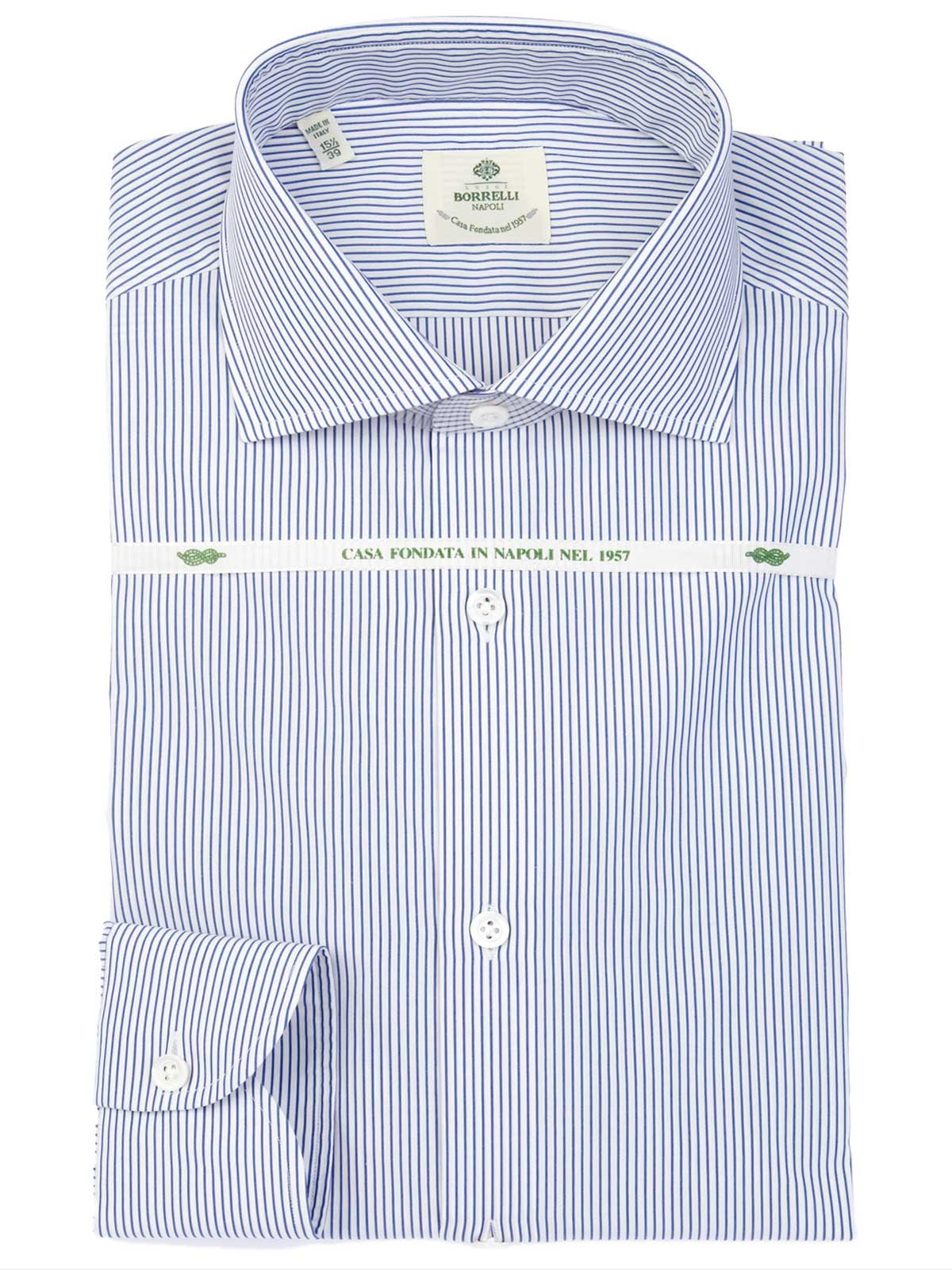 Picture of BORRELLI | Lined Shirt