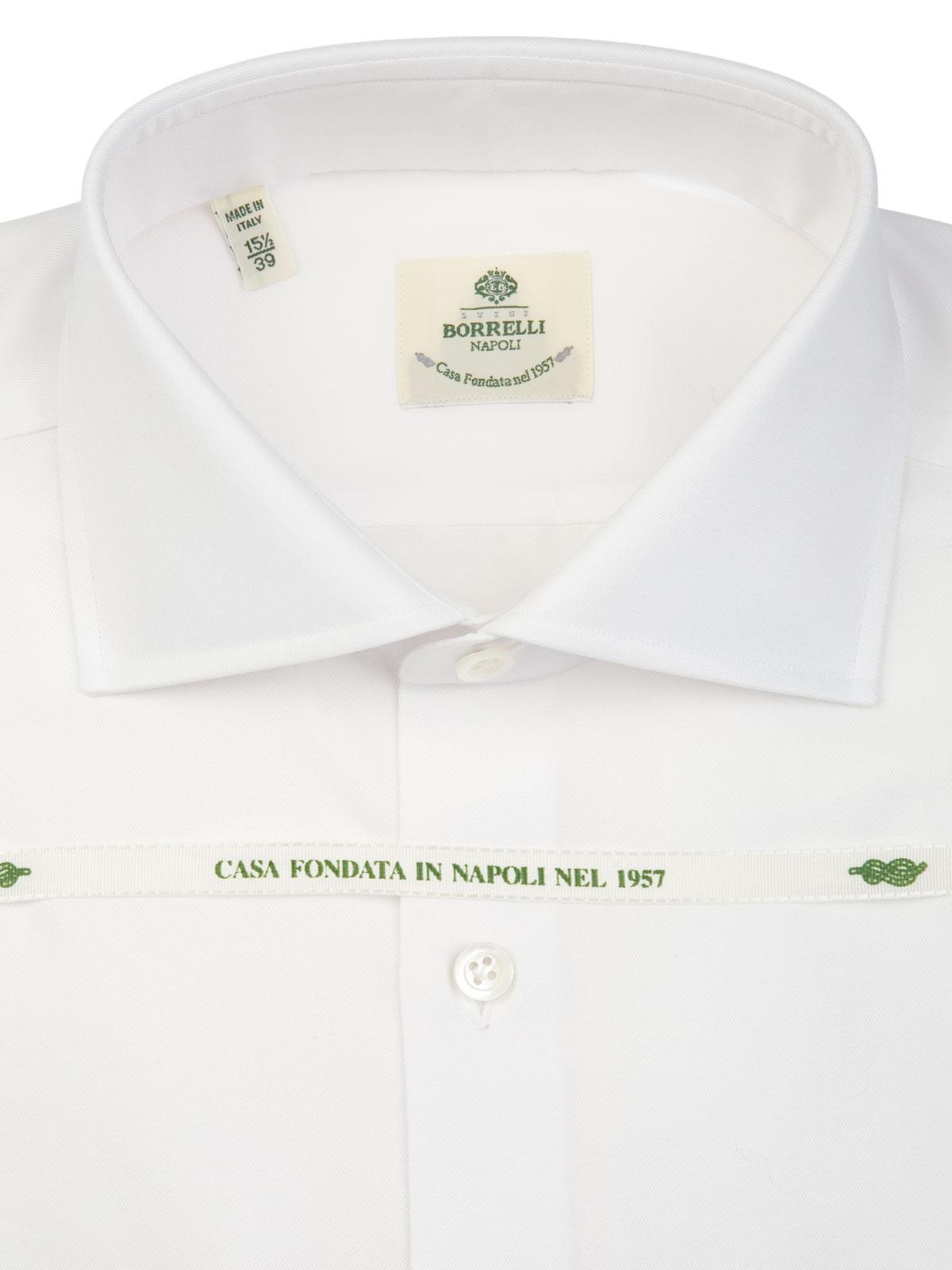 Picture of BORRELLI | Poplin Shirt