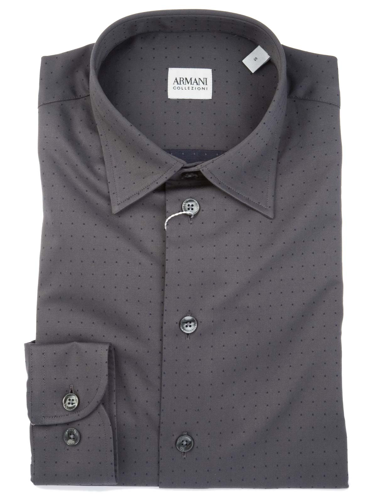 Picture of ARMANI | Pin Dot Shirt