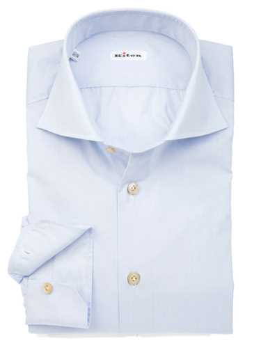 Picture of KITON | Textured Shirt