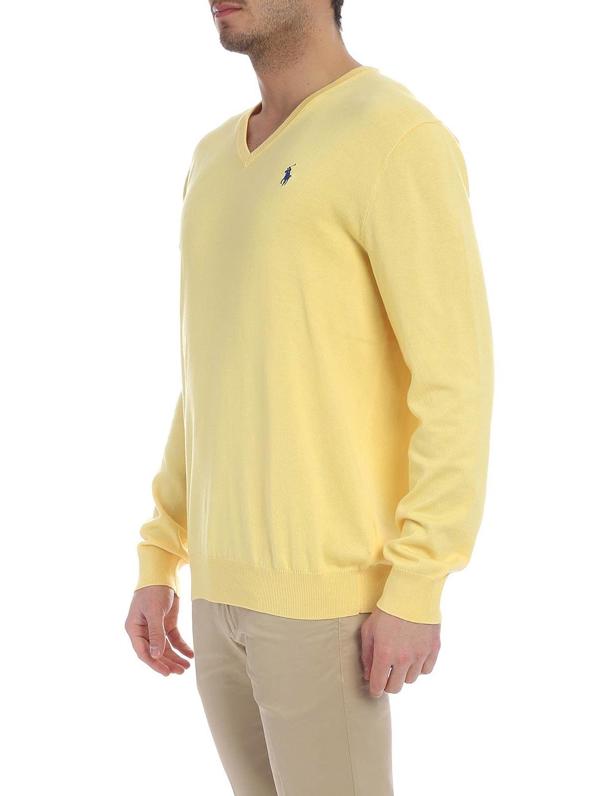 Picture of POLO RALPH LAUREN   Men's V-Neck Pullover